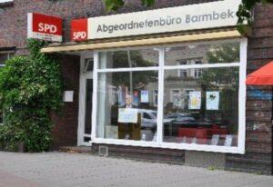 Abgeordnetenbüro Barmbek von Dr. Sven Tode (SPD)