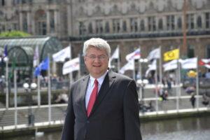 Dr. Sven Tode (SPD, MdHB) wissenschaftspolitischer Sprecher der SPD Bürgerschaftsfraktion