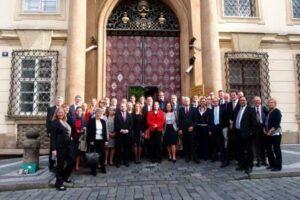 SPD Fraktion in Prag
