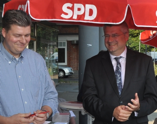 Sommertour mit Andreas Dressel (2012)